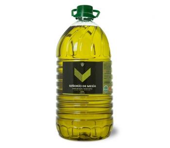 Garrafa Señorio de mesia aceite de oliva sierra magina